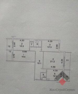 Продам 4-к квартиру, Наро-Фоминск город, улица Маршала Куркоткина 1 - Фото 3
