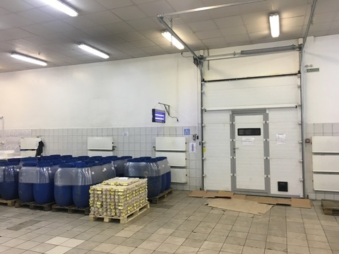 Аренда 8300 кв пищевое производство - Фото 5