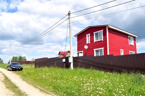Продается дом в Чеховском р-не, д. Тюфанка - Фото 4