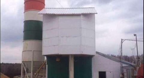 Действующий итальянский бетонный завод в д. Горки, Ленинского р-на - Фото 1