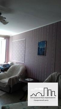 Продажа трехкомнатной квартиры в пос.Разумное - Фото 1