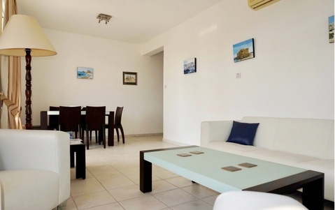 Прекрасный 3-спальный Апартамент от удобств и моря в Пафосе - Фото 5