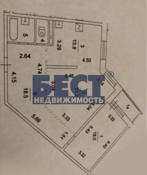 Двухкомнатная Квартира Москва, улица Генерала Глаголева, д.19, корп.1, .