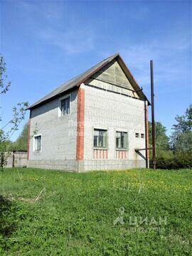 Дом в Псковская область, Плюсский район, Плюсса рп 5 (102.0 м) - Фото 1