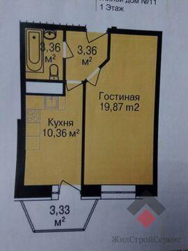 Продам 1-к квартиру, Апрелевка г, Жасминовая улица 5 - Фото 3