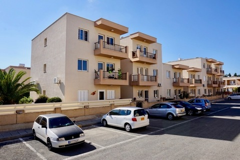 Замечательный трехкомнатный Апартамент в пригородном районе Пафоса - Фото 3