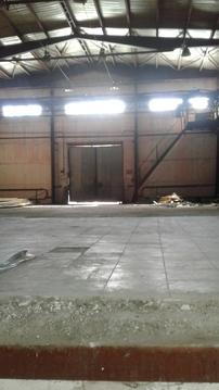 Сдаётся складское помещение 432 м2