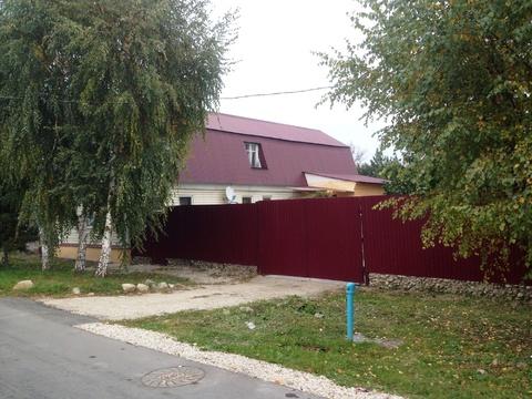 Земельный участок ИЖС 25 соток с 2х эт. домом и надворными постройками - Фото 3