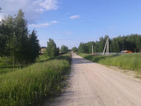 Земельный участок 15 сот. д.Красный Восход - Фото 5