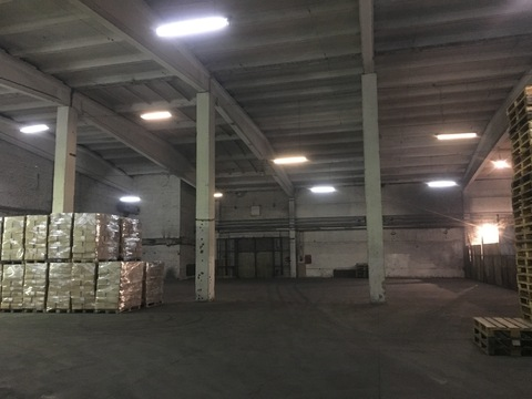 Аренда отапливаемого складского помещения - Фото 1