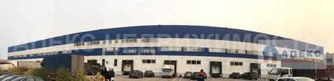 Аренда помещения пл. 1000 м2 под склад, склад ответственного хранения . - Фото 5