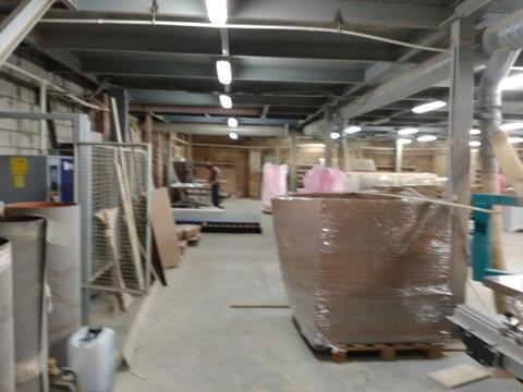 Производственное помещение 700 кв.м. - Фото 1