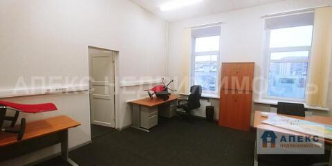 Аренда офиса 265 м2 м. Охотный ряд в бизнес-центре класса В в Тверской - Фото 1
