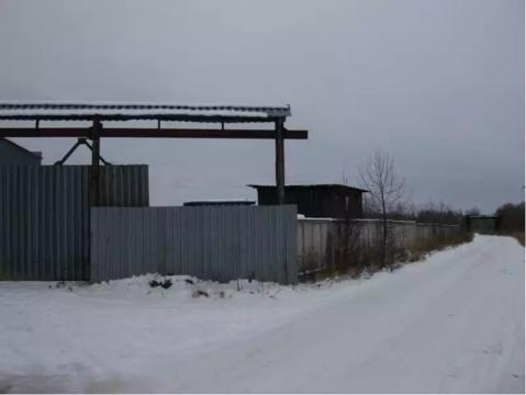 Производственная база 1304 кв.м. - Фото 2