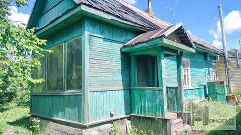 Тайцы, продам 1/2 доли зем. участка и жилого дома - Фото 1