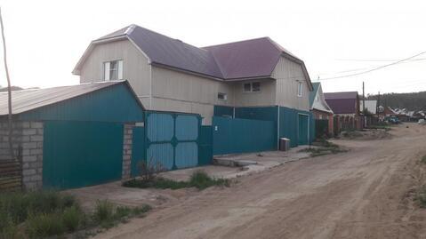 Продажа дома, Улан-Удэ, Ул. Загустайская - Фото 1