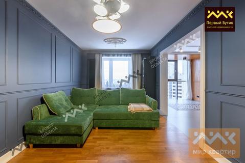 Стильная квартира полностью готовая для жизни в новом доме у метро - Фото 4