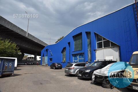 Сдаётся теплый склад, высота потолков 6 метров, большие ворота под евр - Фото 5