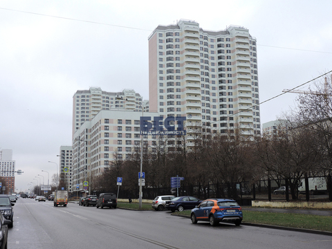 Двухкомнатная Квартира Москва, улица Генерала Белова, д.28, ЮАО - . - Фото 4