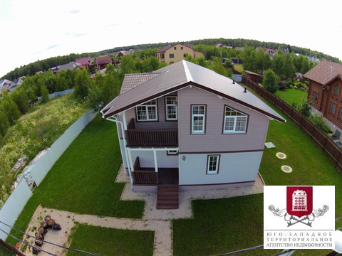 Продажа дома 220 м2 на участке 13.5 соток - Фото 1