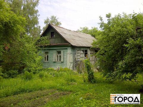 Продажа земельного участка и части дома в Дедовске - Фото 2