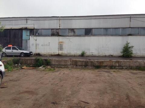 Сдам производственное помещение 700 кв.м, м. Рыбацкое - Фото 2