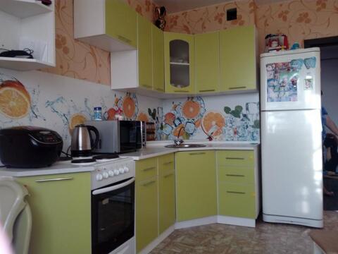Продам 1-к квартиру, Маркова, микрорайон Березовый 126 - Фото 3