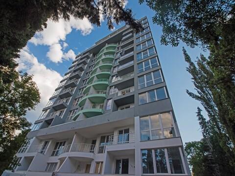 Продажа видовой 3-комнатной квартиры в Алуште. - Фото 1