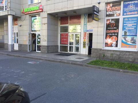 Торговое помещение в проходном месте - Фото 1