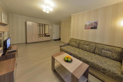 2-комнатная квартира в самом центре города (часы, сутки) - Фото 4