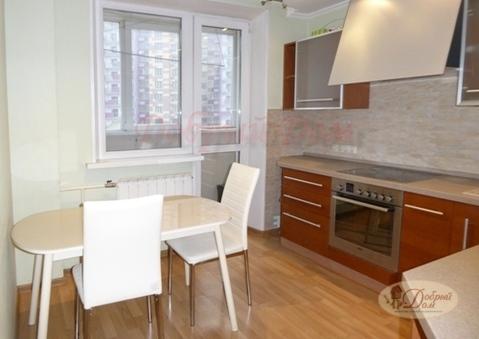 На длителный срок квартира в аренду Одинцово, Чистяковой ул, д. 24 - Фото 1