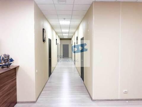 Офис 290,5 кв.м. с эксплуатируемой кровлей в новом здании на ул.Шол. - Фото 5