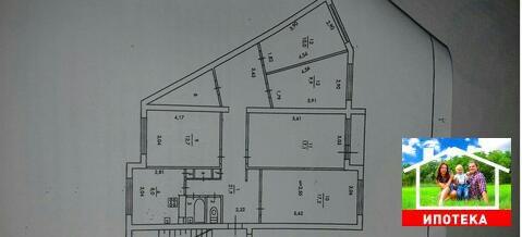 5-ти комнатная квартира в Гатчине - Фото 5