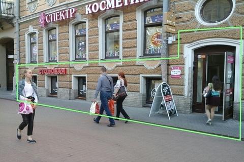 Помещение с арендатором у метро Владимирская, супер проходимость. - Фото 4