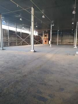Тёплый склад 1000 кв.м - Фото 1