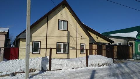 Продается дом. , Казань город, Физкультурная улица 17а - Фото 1