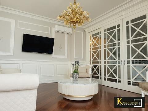 Купи 3-комнатную квартиру 106 кв.м в ЖК Мосфильмовский с ремонтом - Фото 5