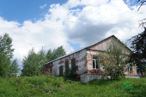 Производственное здание в пос.Горка - 90 км Щелковское шоссе - Фото 1