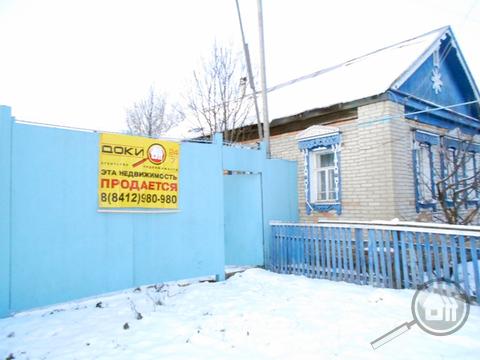 Продается дом с земельным участком, с. Усть-Уза, ул. Советская - Фото 1