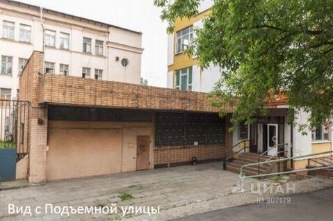 Офис в Москва Подъемная ул, 14с44 (2198.0 м) - Фото 2