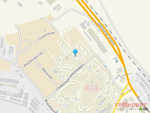 Продажа квартиры, Бердск, Северный мкр, Купить квартиру в Бердске, ID объекта - 332845727 - Фото 1