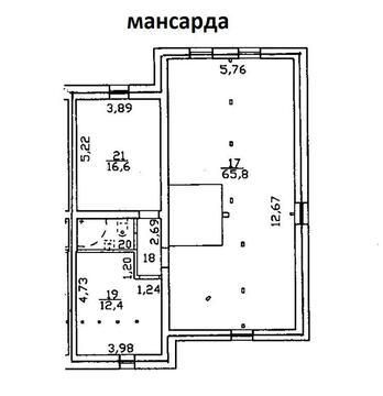 Продам двухэтажную квартиру 320 кв. м, Санкт-Петербург, Стрельна - Фото 3