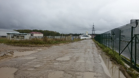 Промышленный участок 1,94 Га для складов, стоянок, легкого производств - Фото 3