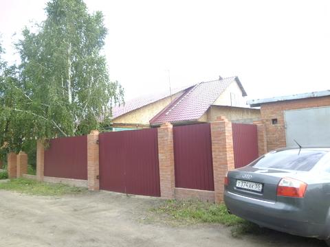 Дом+земля 11-я Марьяновская - Фото 1