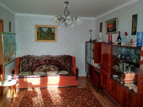 Продаётся тёплая двухкомнатная квартира в центре Подольска. - Фото 3