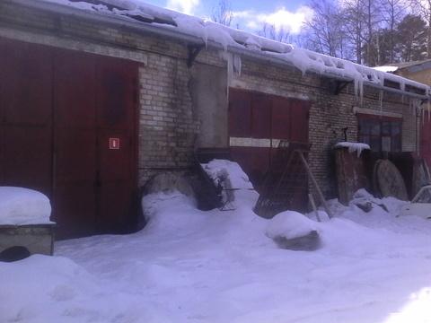 Производственное помещение в Белоусово, 570 кв.м по 200 рублей/кв.м - Фото 4