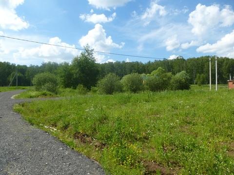 Участок земли 12 соток СНТ Удача возле д. Татариново, Ступинского р-на - Фото 1