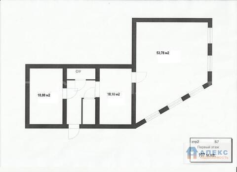 Аренда помещения 110 м2 под офис, м. Тушинская в бизнес-центре класса . - Фото 5