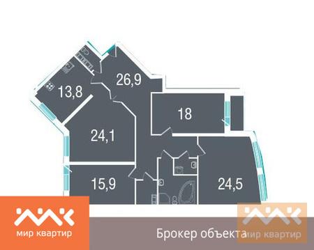 Продается 4к.кв, Свердловская - Фото 1