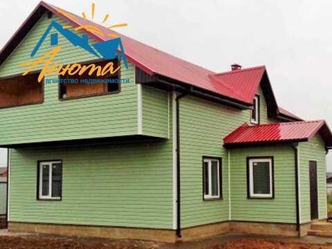 Дом в 300 метрах от озера в деревне Машково Жуковского района - Фото 1